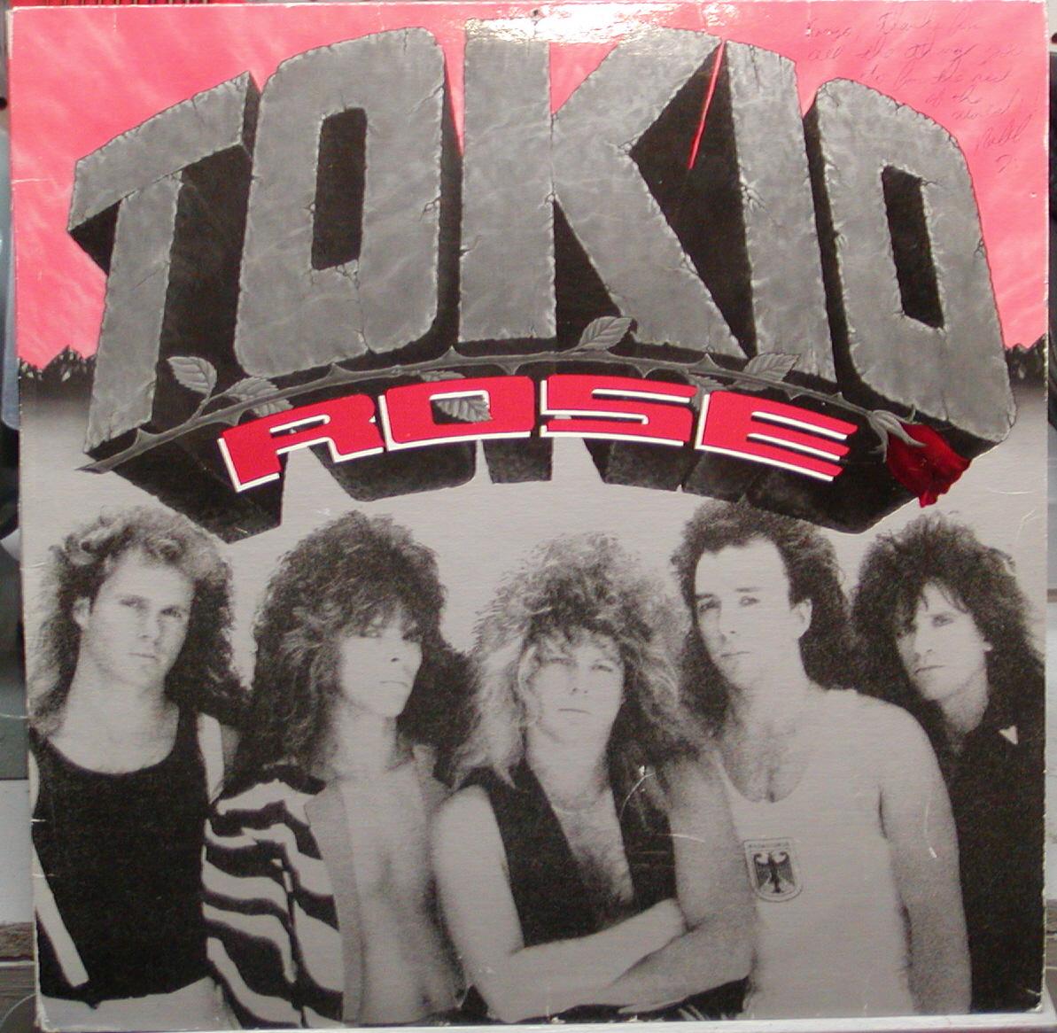"Description: Tokio Rose "" BIG BIG HAIR DAYs"""